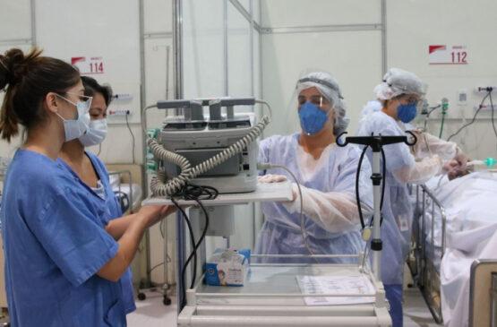 Sofrimento mental afeta 62,1% dos profissionais de enfermagem | Foto: Rovena Rosa/Agência Brasil