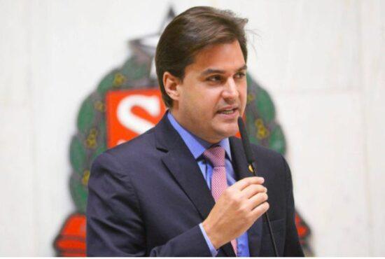Deputado Frederico D'Avila | Foto: Maurício Garcia de Souza/Alesp/Divulgação